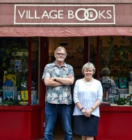 Village Books in Dulwich Village celebrates 20 years.