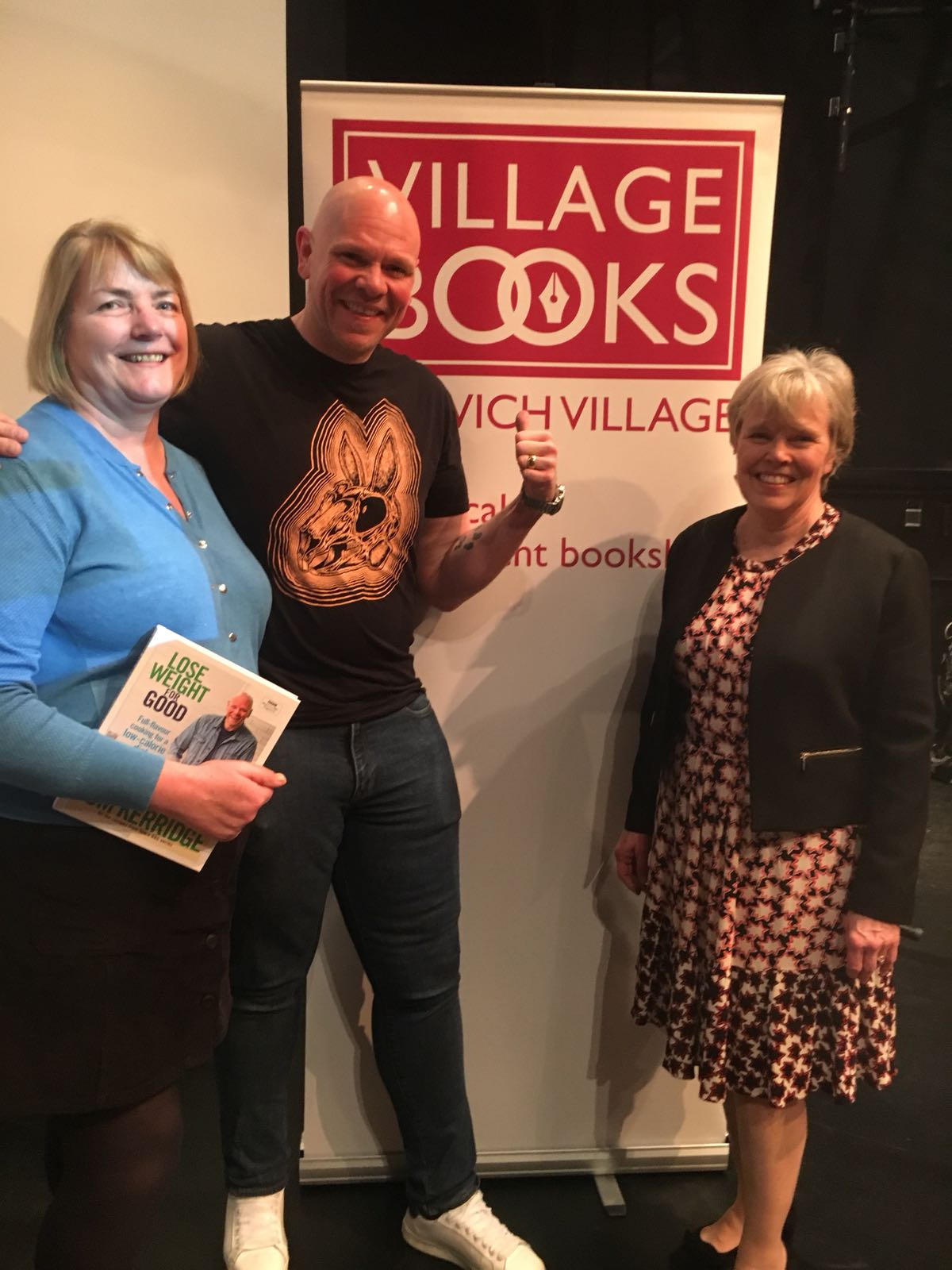 877719255b8 On Tuesday 30 January 2018 Michelin star chef Tom Kerridge talked about how  to cook full flavour meals for a low-calorie diet with a difference.