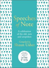 Speeches of Note: Shaun Usher in Collaboration with Alleyn's Drama
